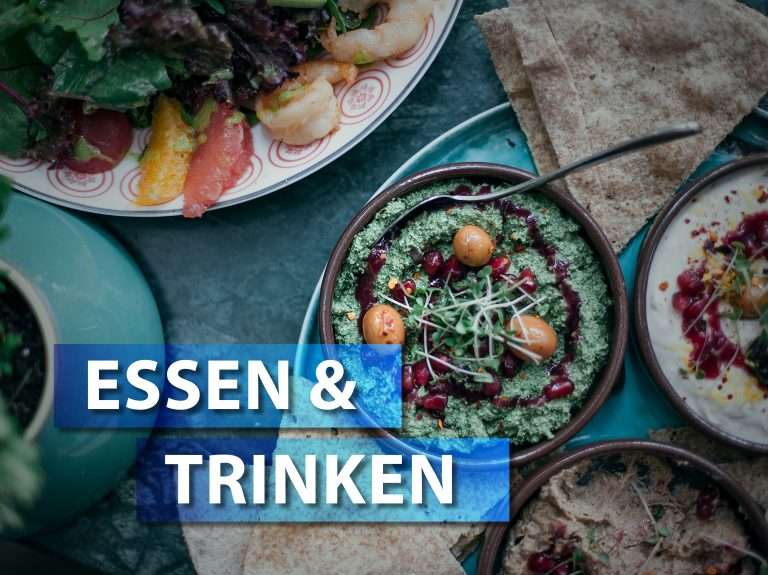ESSEN + TRINKEN